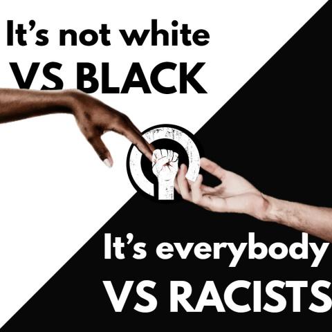 Enough is Enough – Black Lives Matter
